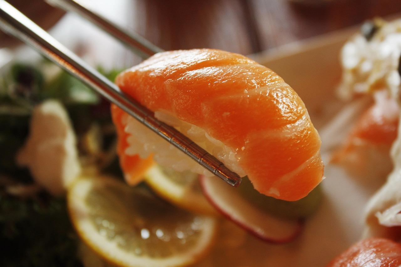 #59 うるさい私の好み。回転寿司ではサーモンしか食べない。