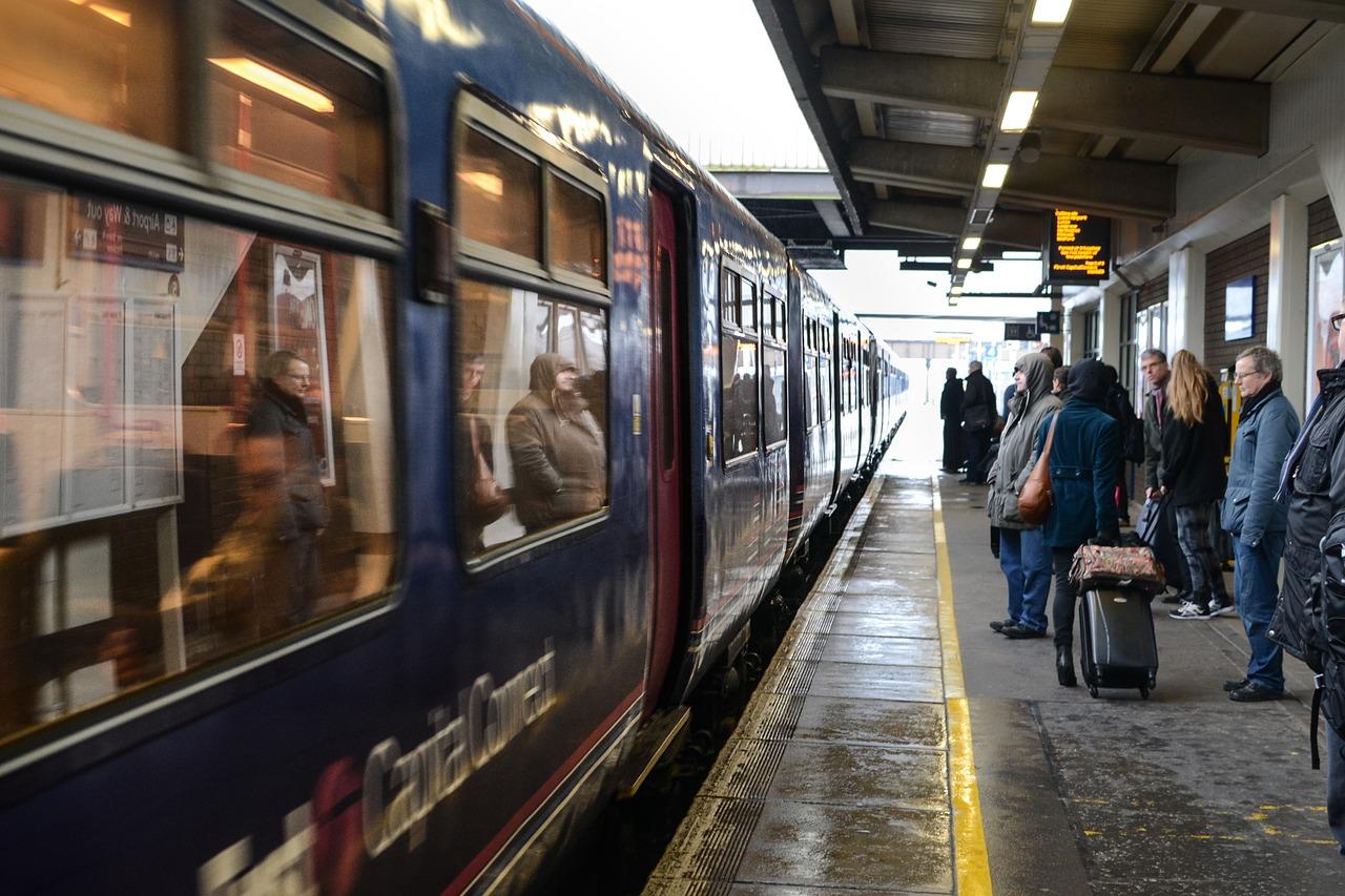 電車に乗れるか自信がなかったけれど、だめだったらさっさと降りる魂で乗ったら乗れた